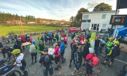 Großartiger Tourentag 2019: Teilnehmer- und Spendenrekord