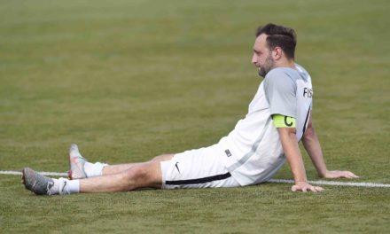 """""""Wir wollen endlich unseren ersten Heimsieg"""" – Trainer Mayer muss 100 Euro Strafe zahlen"""