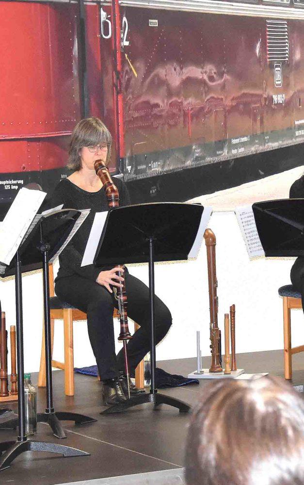 """Jubiläums-Konzert im """"Wartesaal"""" begeistert"""