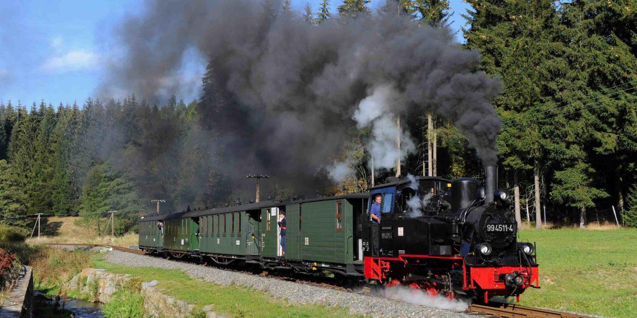 Eisenbahnfreunde zeigen außergewöhnliche Bilder