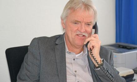 HEUTE ABEND: Stadtkämmerer Karthaus sorgt für lange Gesichter im Rathaus