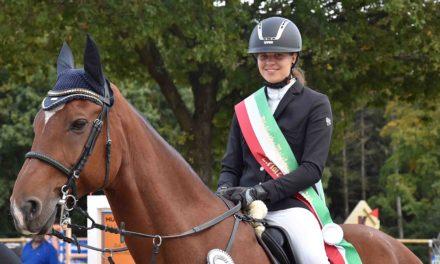 Herbstturnier: Springreiterin Celine Ludwig die Nr. 1 im Reiterverein Balve