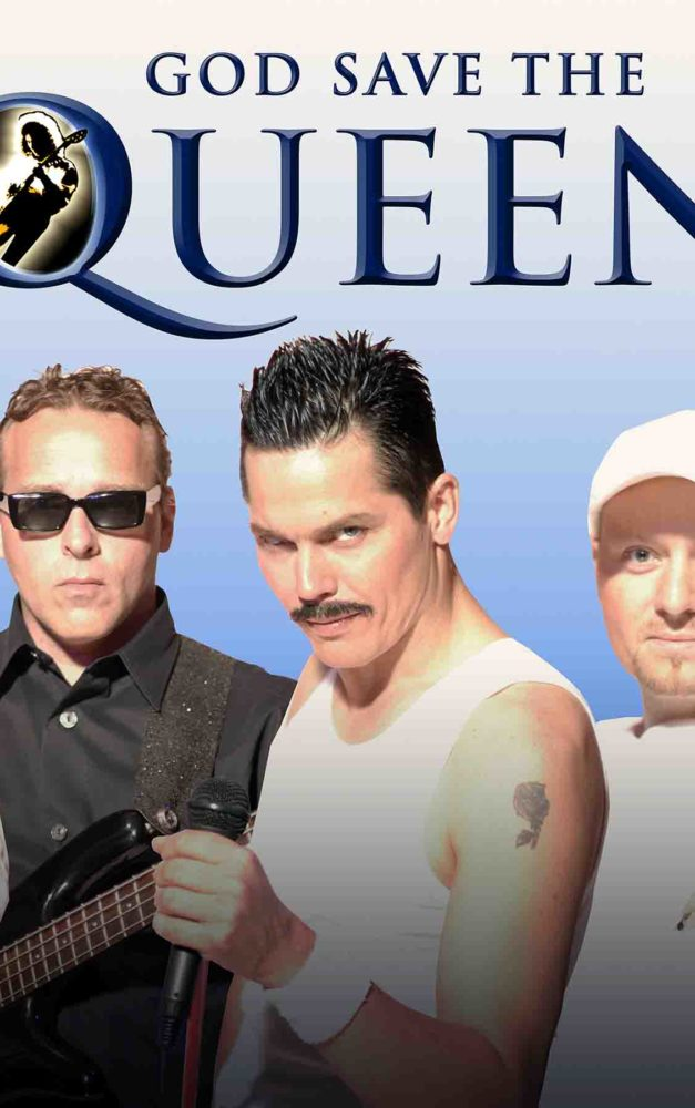 "Queen Revival Band – ""God save the Queen"""