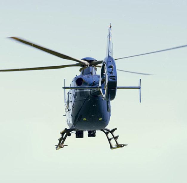 EILMELDUNG: Vermisstenfahndung – Hubschrauber im Einsatz