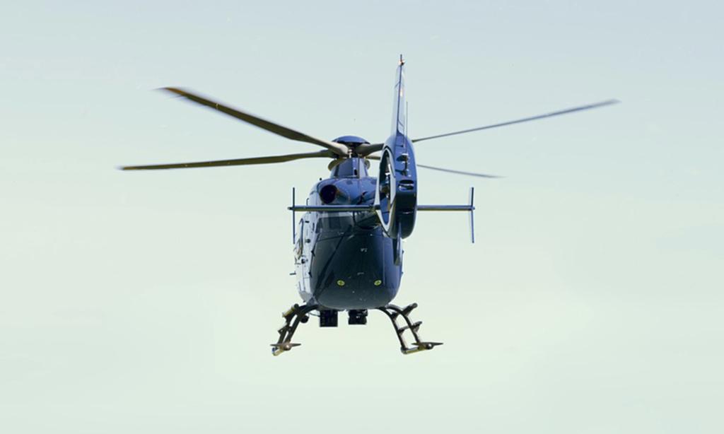 Hubschrauber im Einsatz: Polizei sucht aktuell vermisste Frau
