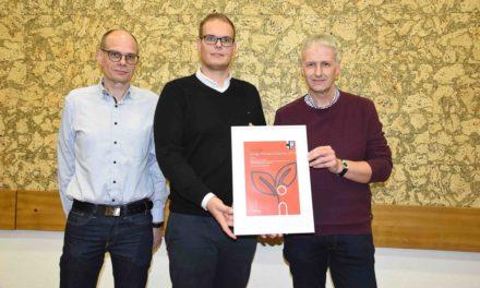 innogy-Klimaschutzpreis 2019: 1.000 Euro für das SoKoLa.de-Team