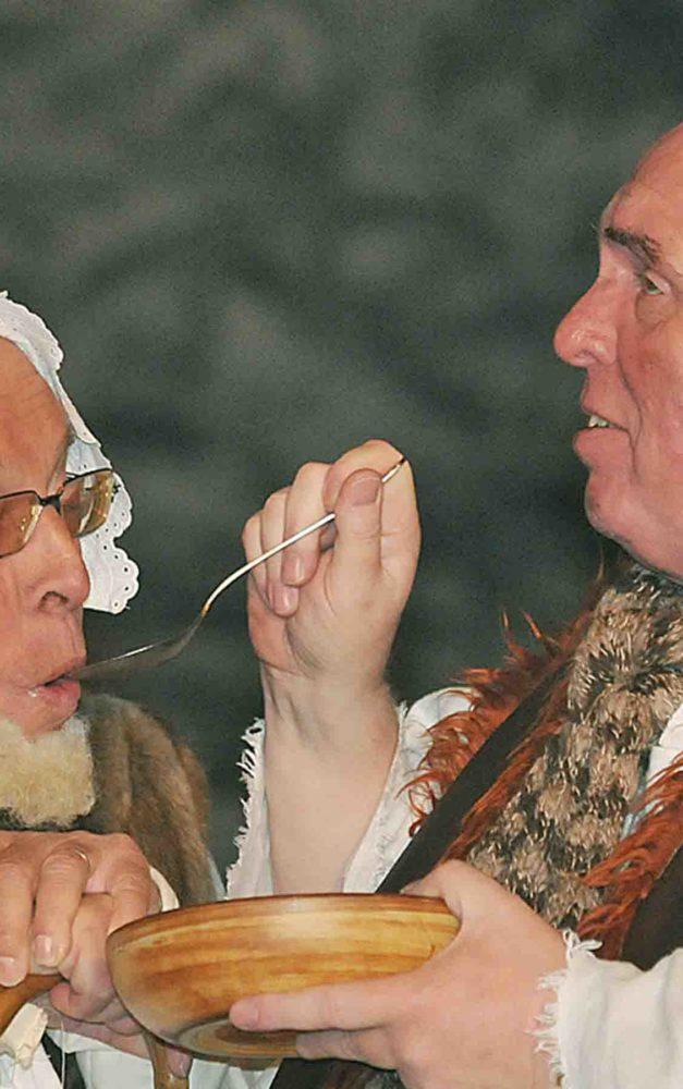 NACHRUF: Für Josef Bertsch ist der letzte Vorhang gefallen