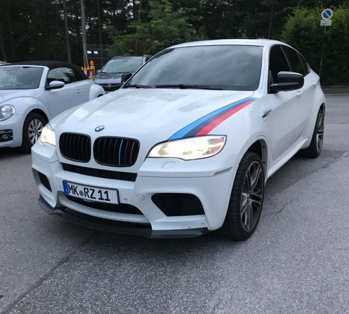BMW XM6 gestohlen – Polizei bittet um Hinweise auf Täter
