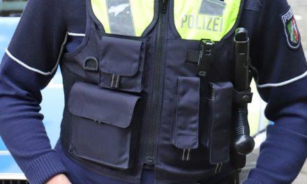 Polizeistreife in neuem Look