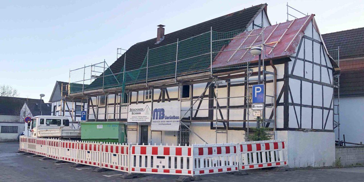 EILMELDUNG Haus Mines: Riesiger Zoff zwischen Stadt Balve und Matthias Camminady