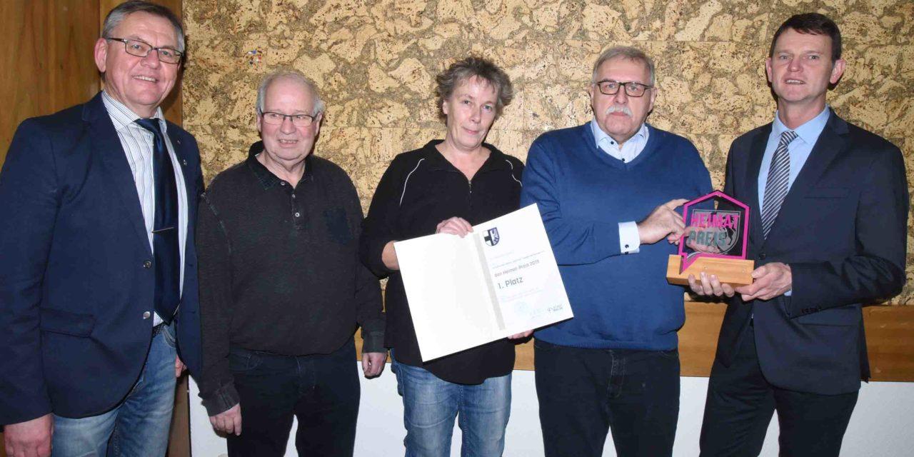 Heimatpreis 2019: Historischer Verein Quirinus Langenholthausen gewinnt 2.500 Euro