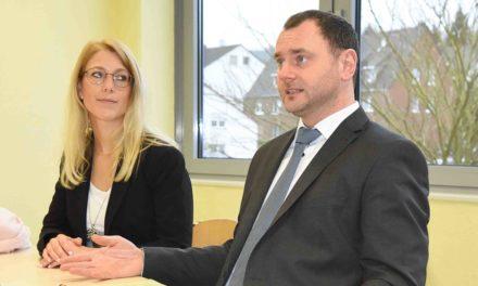 """Wachwechsel bei der Volksbank – Daniela Vogel ist die """"Neue"""""""