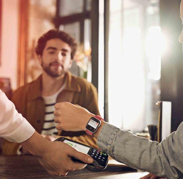 Apple Pay startet bei Sparkasse durch