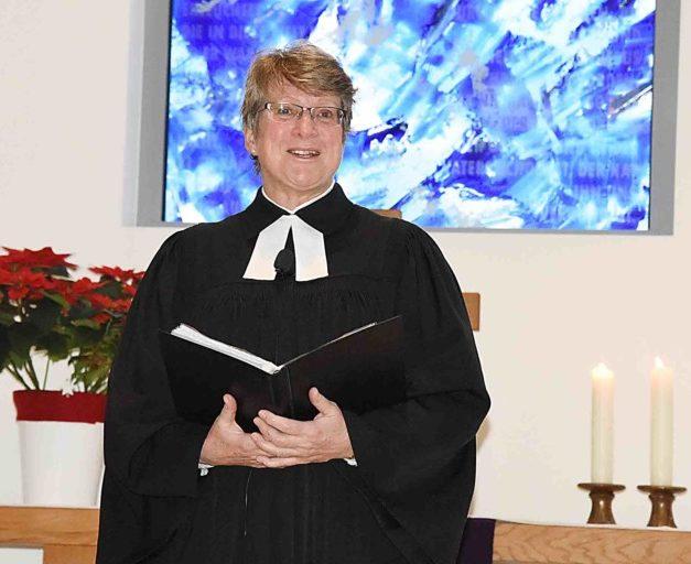 Pfarrerin Kastens lädt zum evangelischen Gottesdienst am 3. Mai