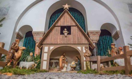 WEIHNACHTEN: Krippenfeiern und Hl. Messen im Pastoralverbund