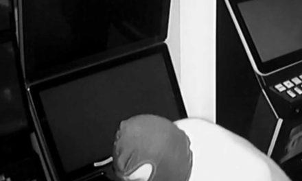 BALVE: Ganoven knacken in der Nacht Spielautomaten