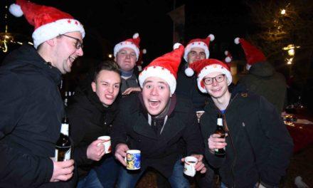 Stimmungsvolles Finale des Garbecker Weihnachtsmarktes in bunten Bildern