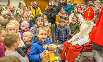 FOTOGALERIE: Nikolausaktion sorgt für strahlende Augen