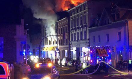 ISERLOHN: Schreckensbilanz nach Brand – 13 Verletzte und ca. 1 Mio. Euro Schaden