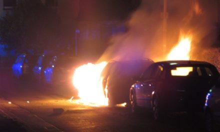 Mercedes abgefackelt – Tatverdächtiger festgenommen