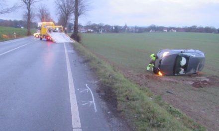 BMW-Fahrer verursacht schweren Unfall