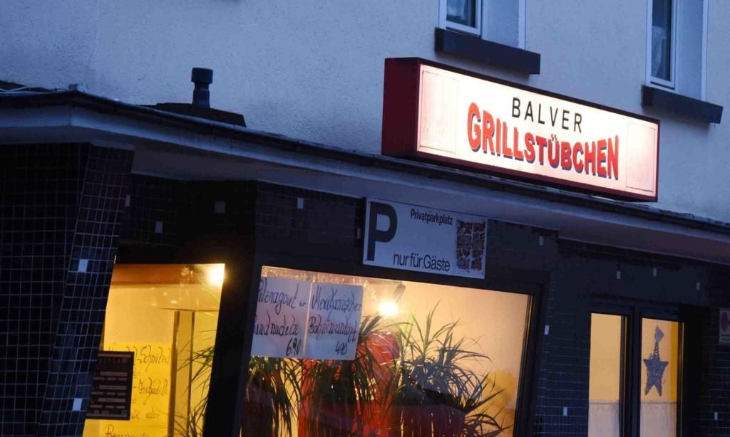 Neueröffnung: Balver Grillstübchen erstrahlt in neuem Glanz