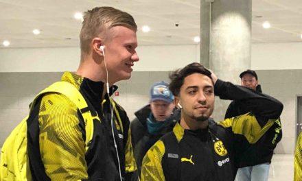 BVB-Neuling Haaland kann vorerst nicht mit der Mannschaft trainieren