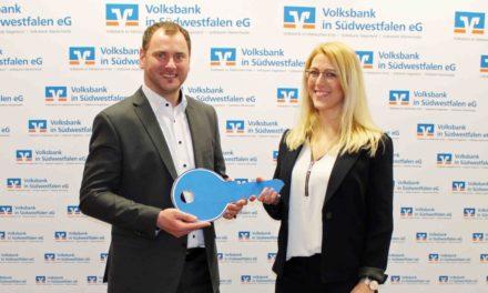 Volksbank: Daniela Vogel ist jetzt Leiterin von drei Banken