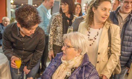 Emotionen bei der Vorstellung des neuen Wirtshauses Syré – Ex-Chefin Annelie Mettken zu Gast
