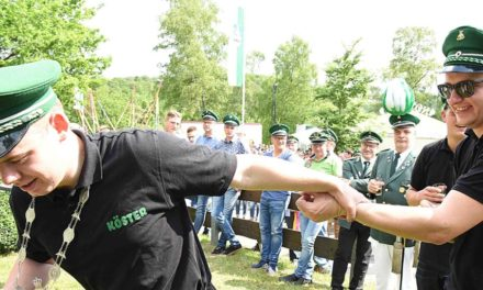 Yannick Köster neuer Jungschützen-Boss