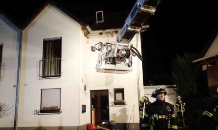 Feuerwehr abermals im Wieser Weg – Fehlalarm
