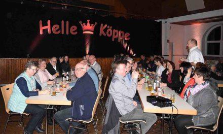 "MGV-Karneval: ""Helle Köppe"" nie böse, aber…"