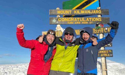 SENSATIONELL: Drei Balver erklimmen Kilimanjaro