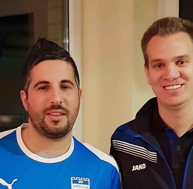 SV Affeln setzt bei Trainern auf Kontinuität – Nakajew freut sich über Vertragsverlängerungen