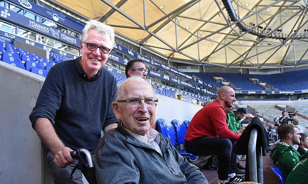 Balver trauern um beliebten Unternehmer Paul Müller