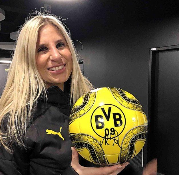 KNALLER: Signierter BVB-Ball auf Kick-off-Party zu gewinnen
