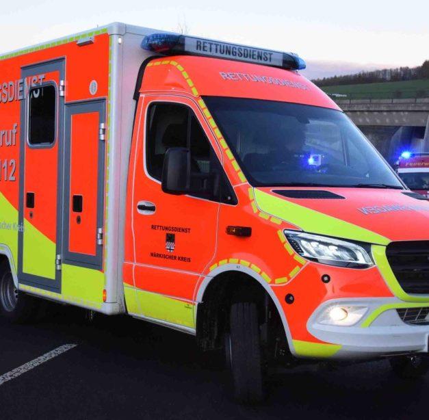 KRIMINELL: Radmuttern an Rettungswagen gelöst