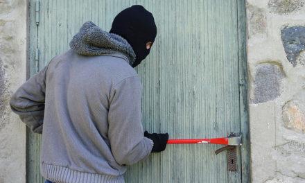 Einbrecher in Garbeck
