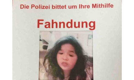 """""""Wir dürfen die Hoffnung nicht aufgeben!"""" – Polizei sucht weiter nach Lia"""