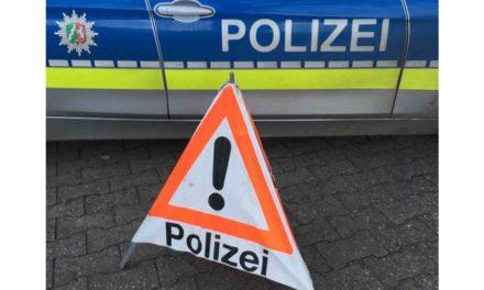 B229: 57-jähriger Balver bei Verkehrsunfall schwer verletzt