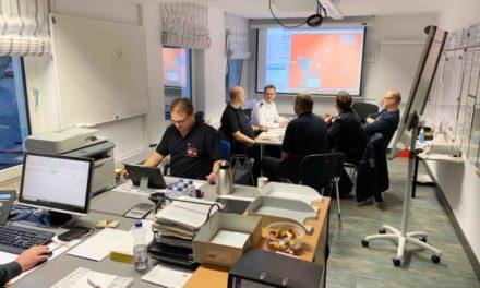"""Orkan """"Sabine"""": 96 Balver Feuerwehrkameraden stehen jetzt in Startlöchern"""
