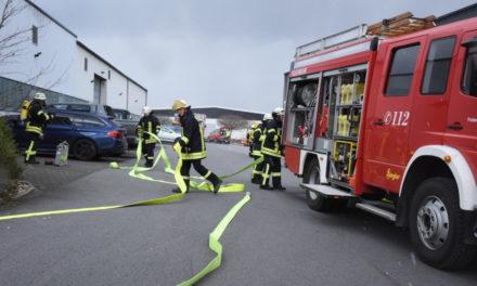 BILDERBOGEN vom Feuerwehreinsatz in Garbeck