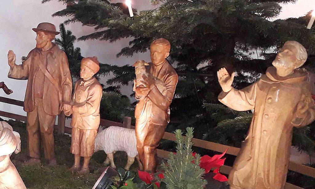 Entsetzen in St. Blasius – Uralte Krippenfigur aus Kirche gestohlen