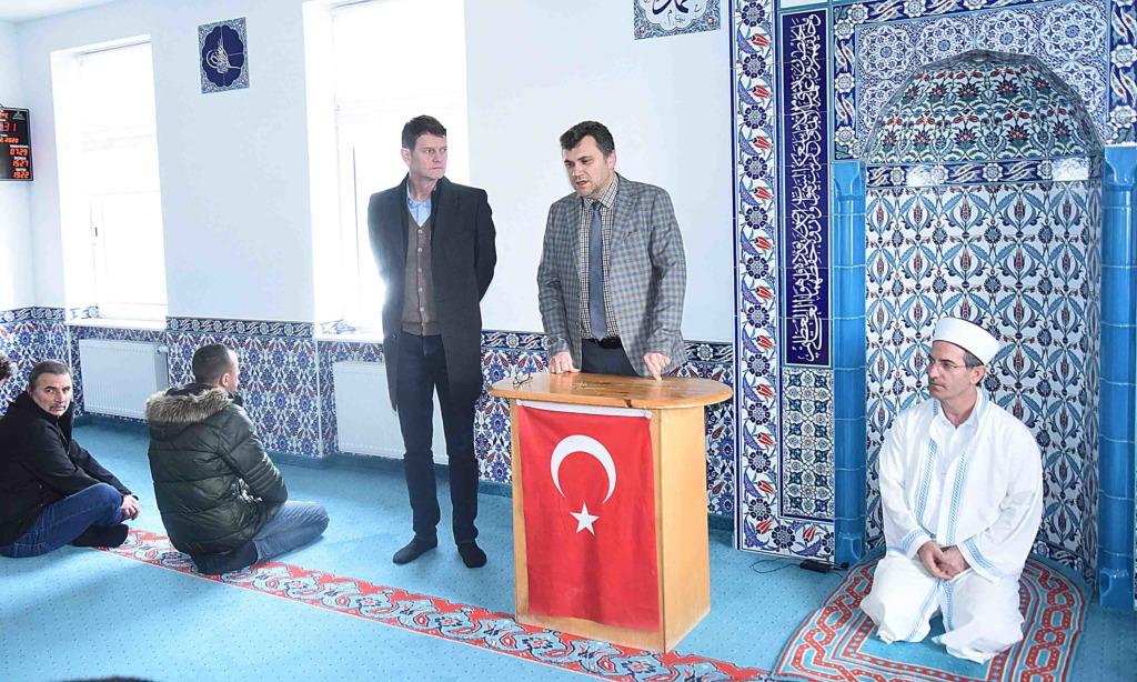 EILMEDUNG: Bürgermeister Mühling und Türkisch-Islamischer Verein gedenken gemeinsam der Opfer von Hanau