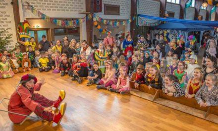 IMPRESSIONEN vom Kinder-Karneval im Bergdorf