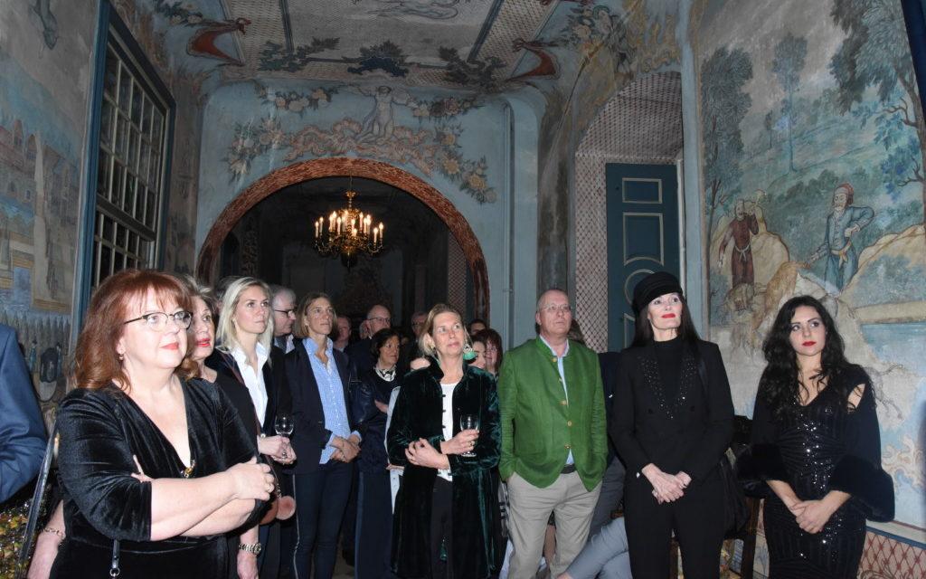 Longines Balve Optimum 2020 – IMPRESSIONEN vom Kaminabend im Schloss Wocklum – TEIL 1