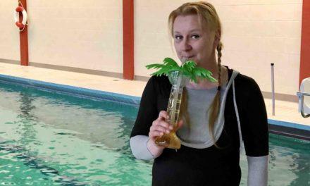 Schwimmbad-Disco: Badespaß mit feinster DJ-Musik im Murmke-Bad