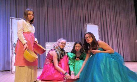 EILMELDUNG: Theater in der Städtischen Realschule Balve