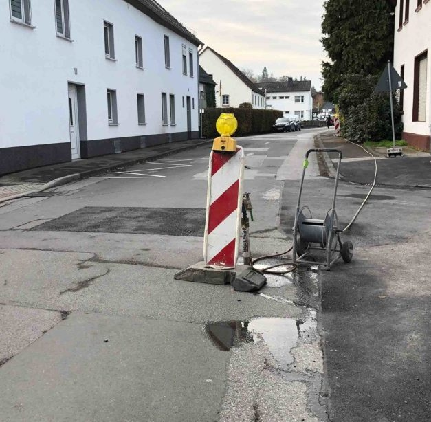 """Ausbau Garbecker Straße – UWG: """"CDU befürchtet für bürgerfeindliche Politik abgestraft zu werden"""""""