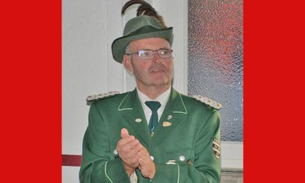 Schützenbruderschaft Garbeck: 2. Vorsitzender Martin Vielhaber zieht Schlussstrich